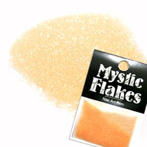 MysticFlakes パールオレンジ ラメシャイン 0.5g
