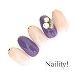 Naility! ステップレスジェル 062 シアーヌード 7g