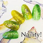 Naility! ステップレスジェル 082 スパークリングパイン 7g