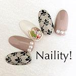 Naility! ジェルネイルカラー 058 ウォームベージュ 4g