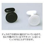 チェスタン ネイルチップスタンド ミルクティー 6P(プレート付き)