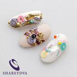 SHAREYDVA ソーイングコレクション ピンクノスパンコール 2g